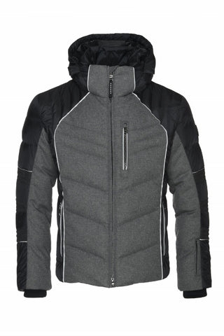 Alps & Meters Alpine Hooded Vest in Navy