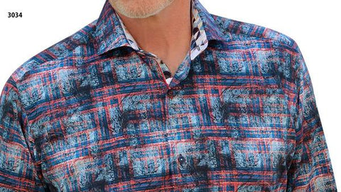 7 Downie Men's 7032 Short Sleeve Jersey Shirt