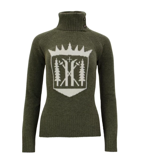 Alps & Meters Ski Race Knit Monarch Sweater - Saratoga Saddlery & International Boutiques