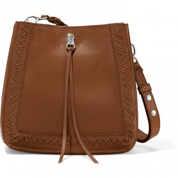 Brighton Handbag Georgia in BOURBON Convertible Hobo From the Interlok Collection H3652U - Saratoga Saddlery & International Boutiques