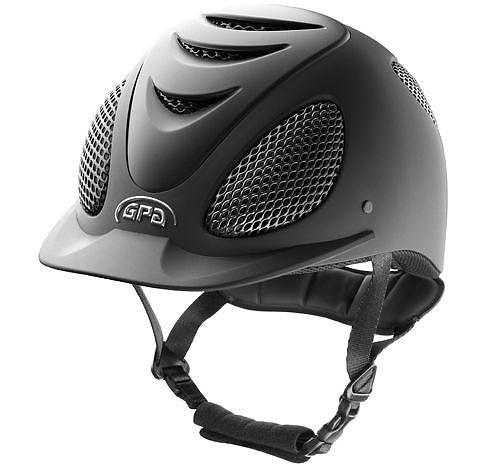 GPA Riding Helmet: GPA Speed Air Helmet - Saratoga Saddlery
