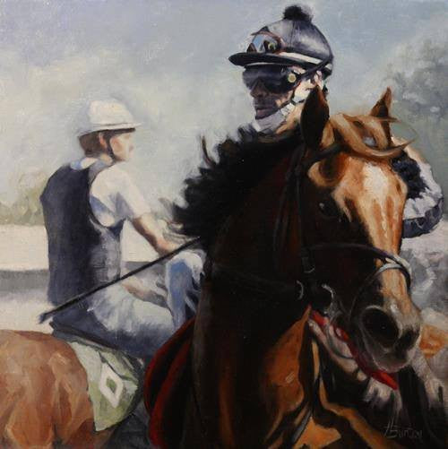 Heather Burton- Spirited Morning - Saratoga Saddlery