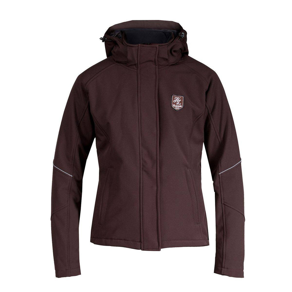 Horze Danika Women's Softshell Jacket - Saratoga Saddlery