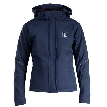 Horze Spirit Ladies Delia Fleece Jacket Dark Blue