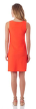 Jude Connally Beth Shift Dress in Painted Floral Apricot - FINAL SALE