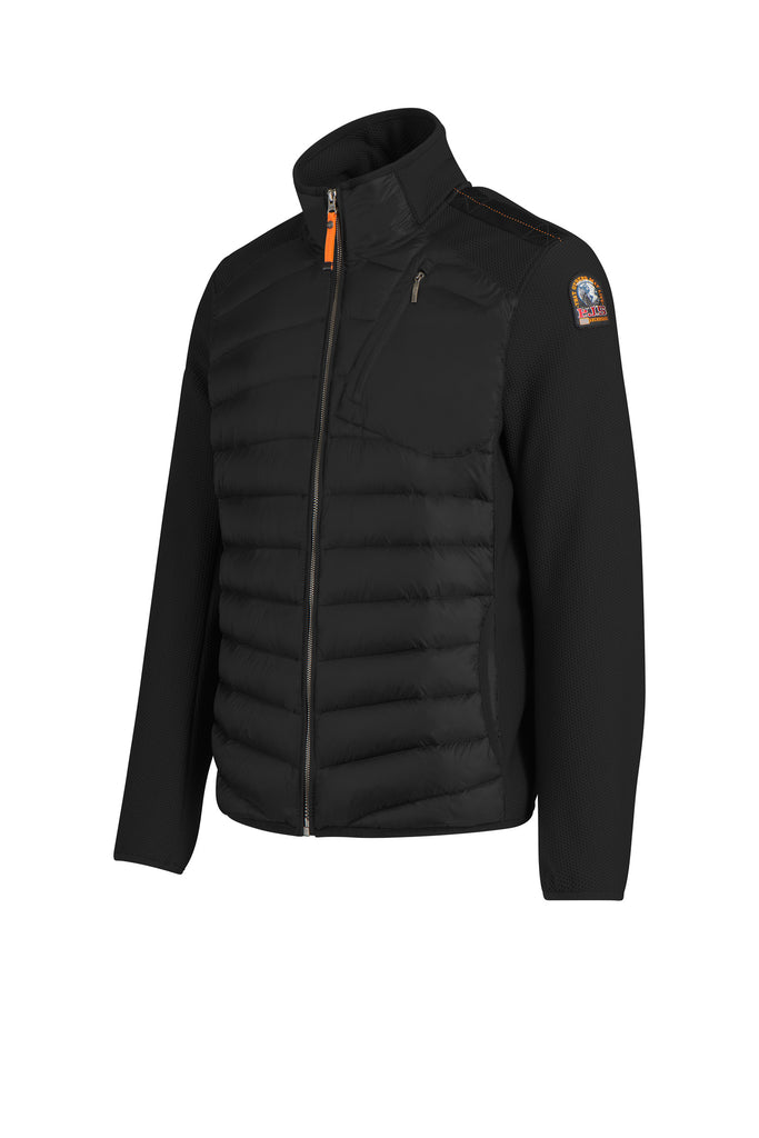 Parajumpers Jayden Men's Jacket Black - Saratoga Saddlery & International Boutiques