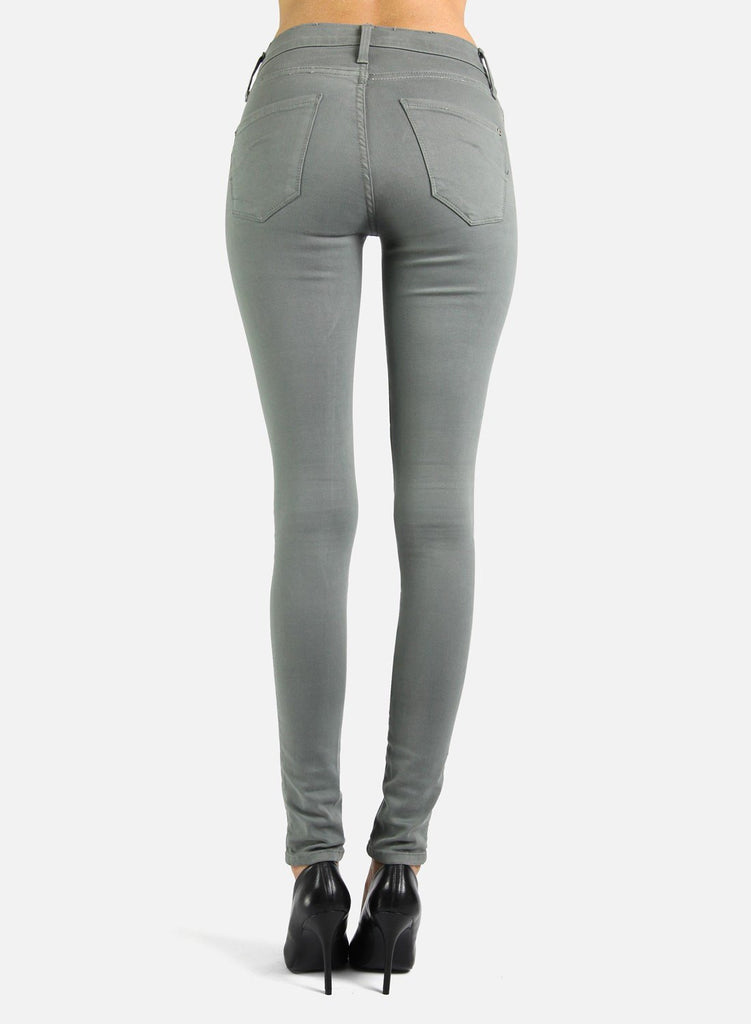 James Jeans Twiggy Crux Skinny Jean in Stonehenge - Saratoga Saddlery & International Boutiques