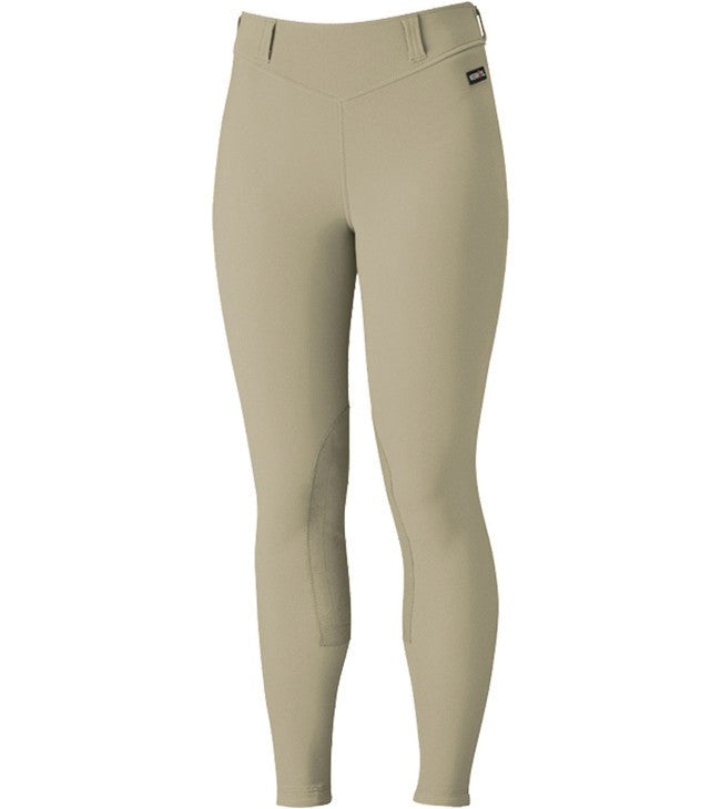Kerrits Microcord Breech Knee Patch - Saratoga Saddlery & International Boutiques