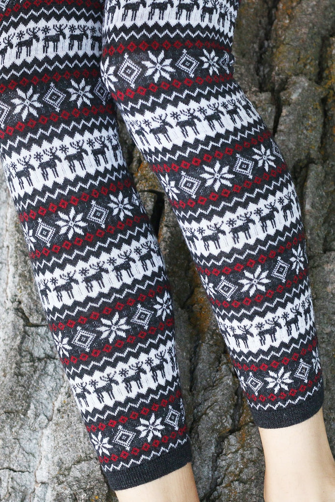 Krimson Klover Snow Day Sweater Legging - Saratoga Saddlery