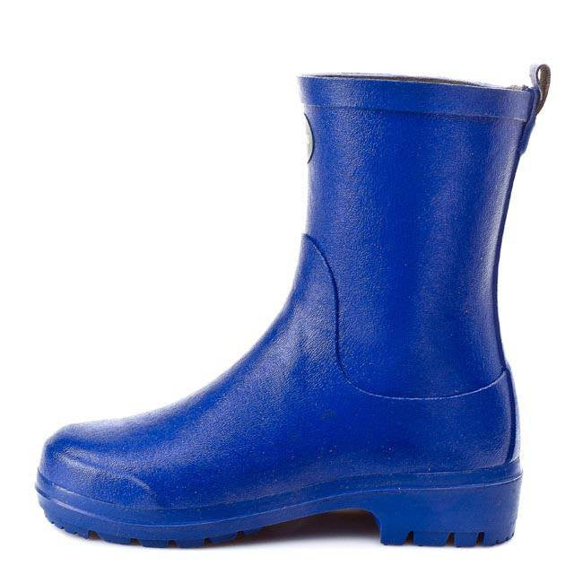 Le Chameau Women's Low Boot in Bleu Klein - Saratoga Saddlery