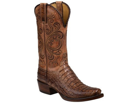 Lucchese Bodie, Tan Classic Handmade in Texas