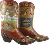 Lucchese Kansas State Boots