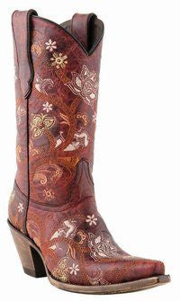 Lucchese M5025 - Saratoga Saddlery & International Boutiques