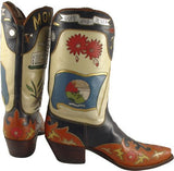 Lucchese Montana State Boots - Saratoga Saddlery