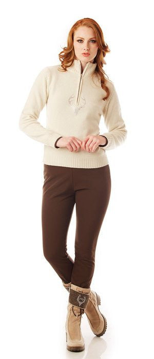 M. Miller Ashley Cashmere Sweater - Saratoga Saddlery