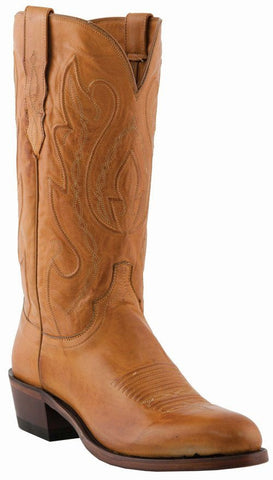Men's Corral Black Western Boots C3067