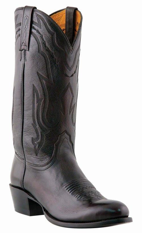 Lucchese Men's Calf Boots M1021 - Saratoga Saddlery