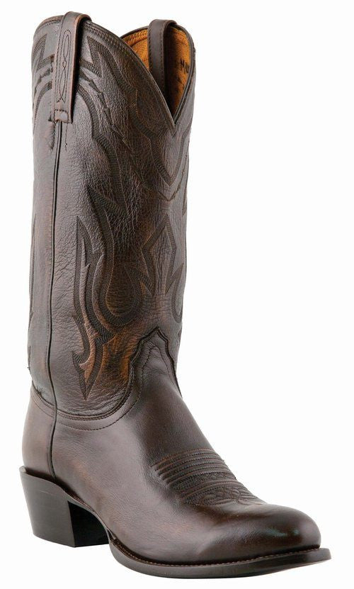 Lucchese Men's Calf Boots M1023 - Saratoga Saddlery