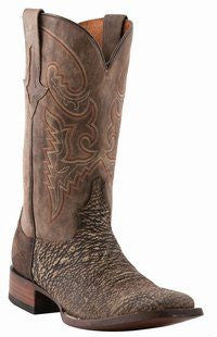 Lucchese Men's Cole Ranch Hand Boot M1004 - Tan