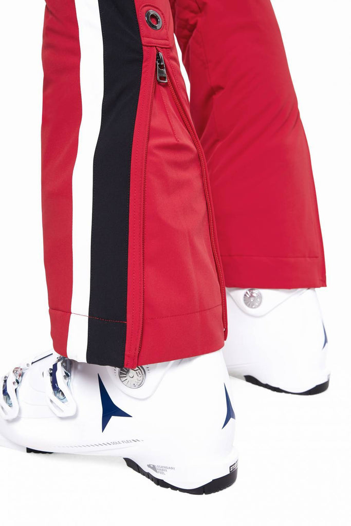 Bogner Magali Womens Red Waterproof Ski Pants 40% OFF ON SALE NOW!! - Saratoga Saddlery & International Boutiques