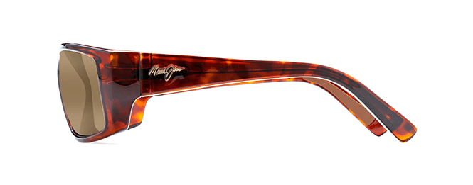 Maui Jim Men's Wassup Sunglasses in Tortoise - Saratoga Saddlery