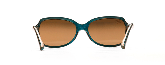 Maui Jim Women's Cloud Break Sunglasses in Tortoise-Peacock Blue - Saratoga Saddlery
