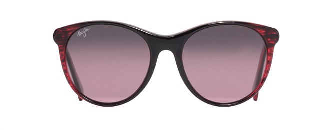Maui Jim Women's Mannakin Sunglasses in Red Stripe - Saratoga Saddlery