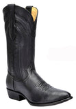 Men's Corral Black Western Boots C3067 - Saratoga Saddlery & International Boutiques