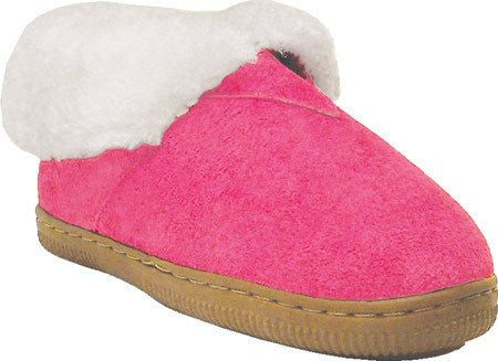 Old Friend Children's Bobcat Slipper in Pink