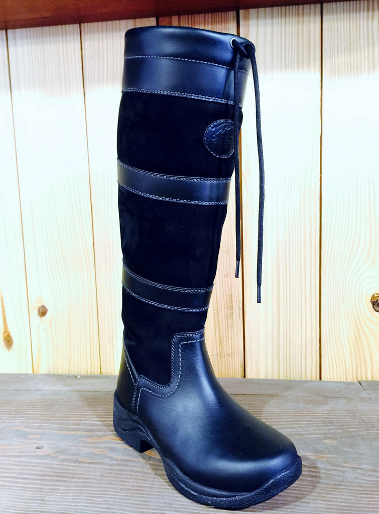 Outback Survival Gear Women's Town & Country Tall Boots - Saratoga Saddlery