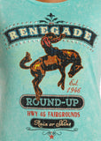 Panhandle Slim Ladies Renegade Tee L9T7541 - Saratoga Saddlery