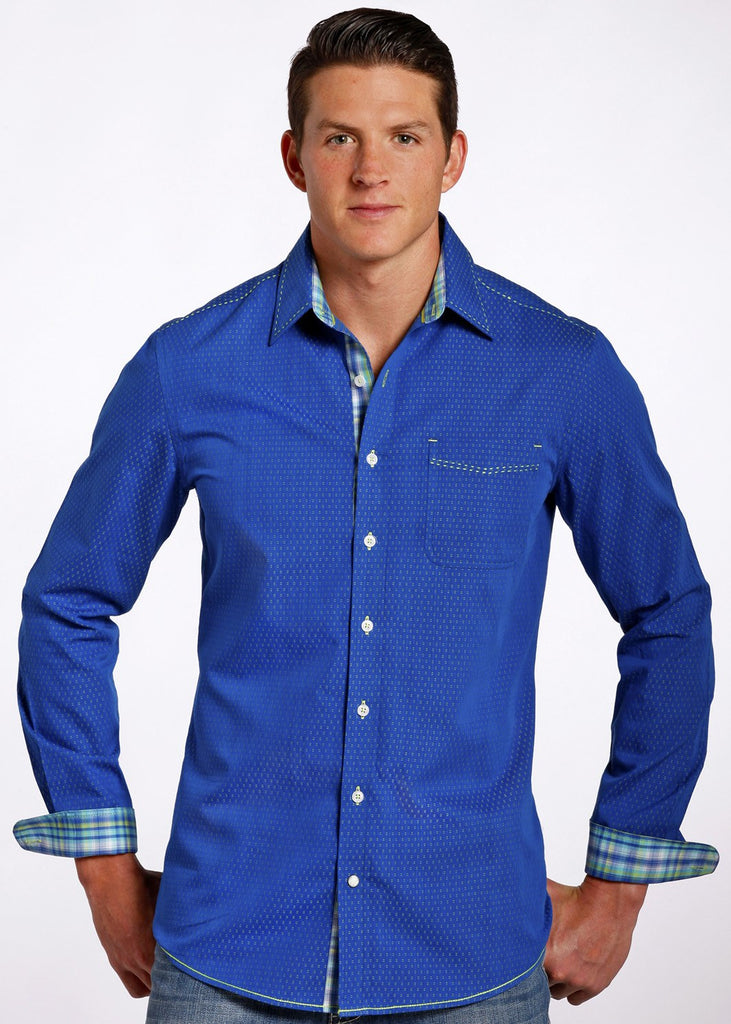 Panhandle Slim Men's Emerson Shirt - Saratoga Saddlery