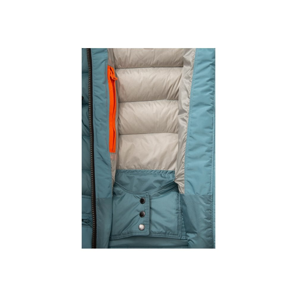 Parajumpers Skimaster Womens Coat Aqua
