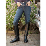 Pikeur Daphne Denim Full Seat Breeches