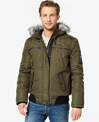 e713b777c512 Point Zero Men s Arctic Hooded Jacket ON SALE FREE SHIPPING ...