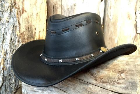 Outback Survival Gear - Rancher Buffalo Hat in Black - Saratoga Saddlery & International Boutiques
