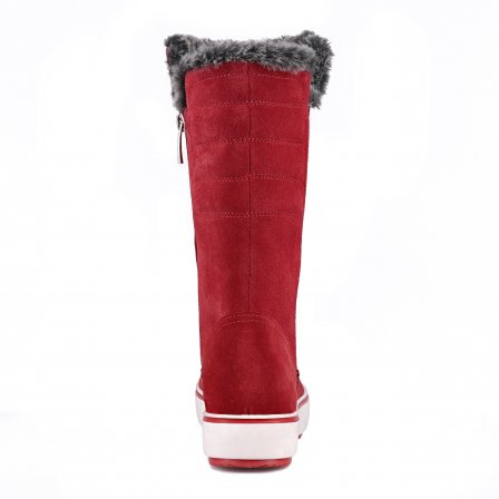 Santana Canada Maximo Suede Red On sale! - Saratoga Saddlery & International Boutiques