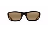 Maui Jim Stingray Sunglasses in GLOSS Black with HCL Lens