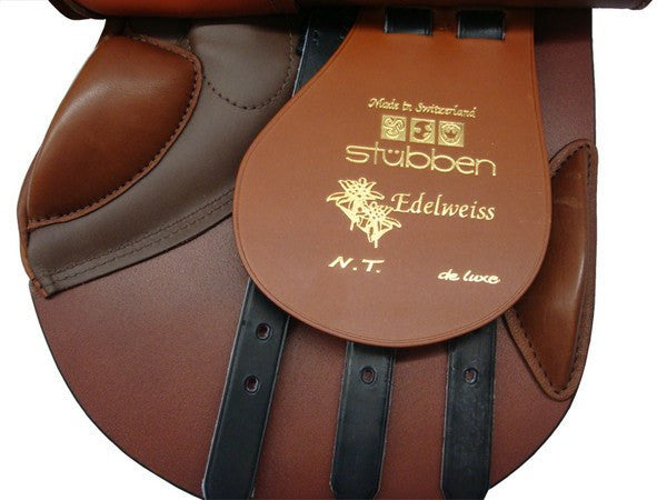 Stubben Edelweiss Delux Jumping saddle