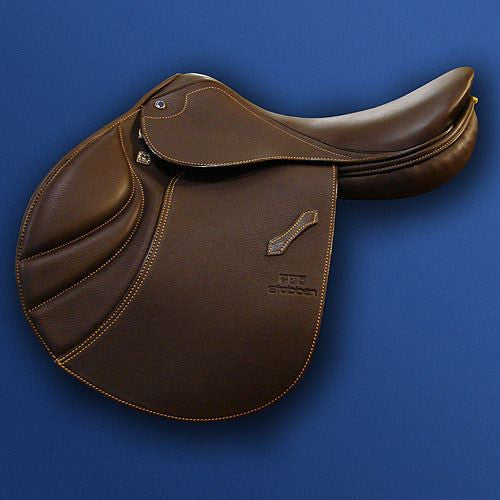 Stubben Portos Jumping  saddle SALE Stubben sale Jumping saddle brown sale