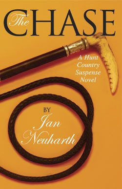 The Chase by Jan Neuharth - Saratoga Saddlery