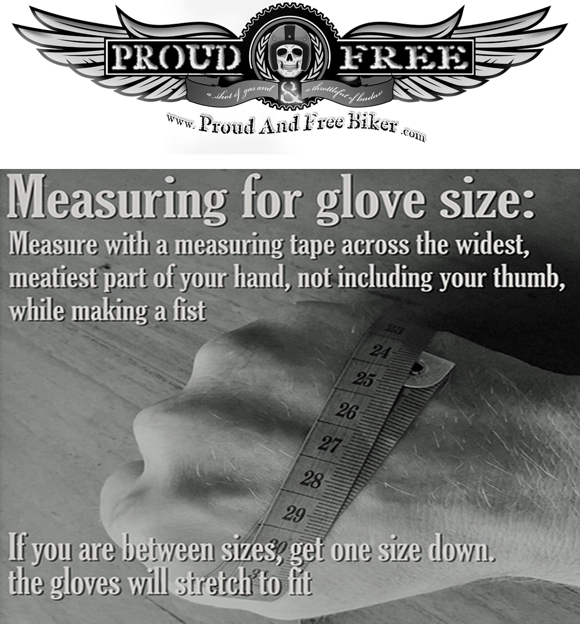Glove Sizing Guide