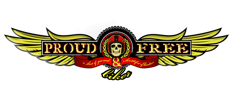 Proud And Free Biker™