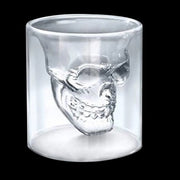 Crystal Skull Shot | Crystal Skull Shot Glass | Skull Shot Glass