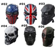 Tactical Full Face Masks