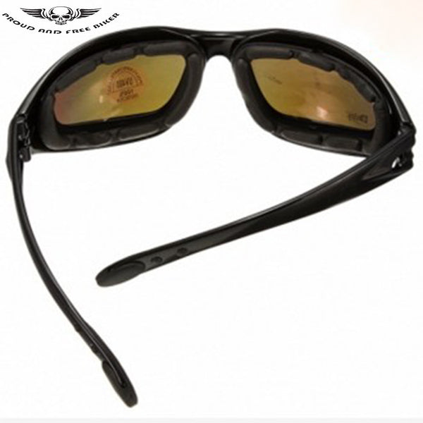 Military Tactical Goggles - Motorbike Glasses