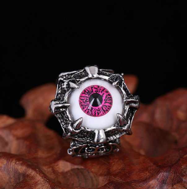 Demon Eye | Beautiful Demon Eye | Rhinestone Demon Eye