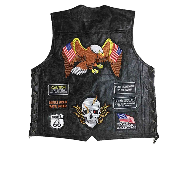 Biker Vest & Patches | Biker Patches | Biker Patches for Vest
