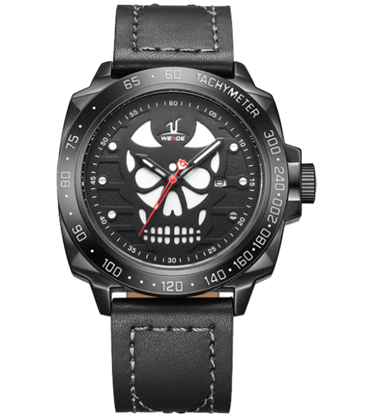 WEIDE SKULL WATCH