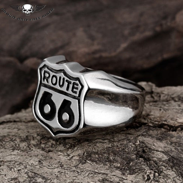 Route 66—Silver
